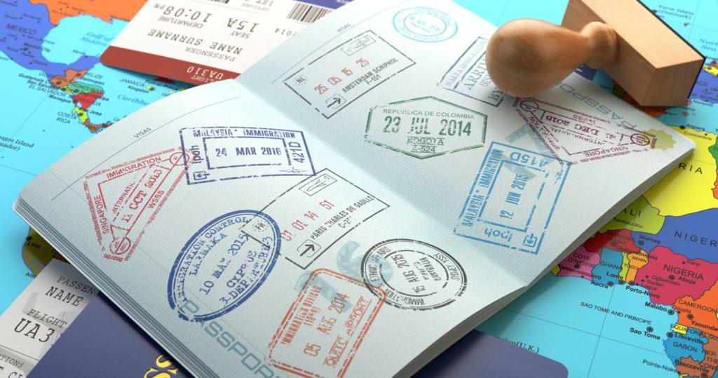 перевод документов для визы, на визу